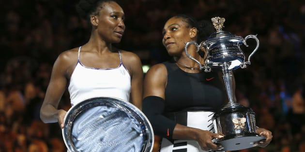 Serena Williams remporte l'Open d'Australie en battant sa sœur Venus