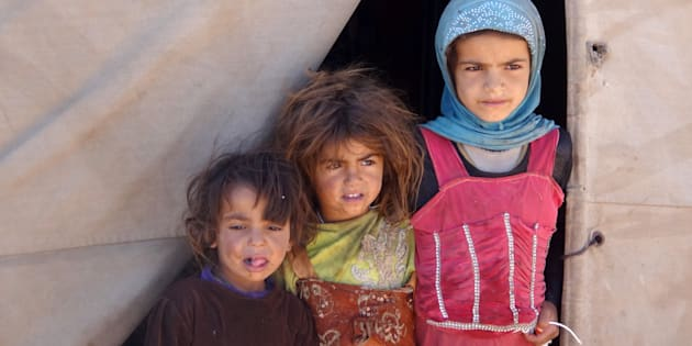 """""""So far, the fighting has killed almost 1,400 children and wounded 2,140 others."""""""