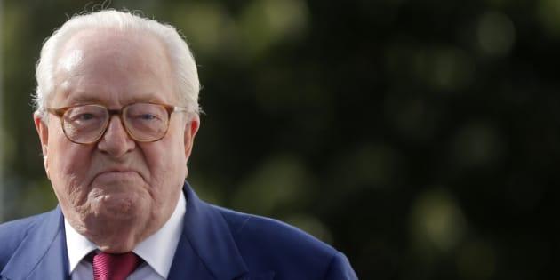 """Jean-Marie Le Pen définitivement condamné pour avoir qualifié les chambres à gaz de """"détail"""""""