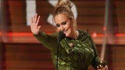 O gesto de Adele ante os inúmeros preconceitos da indústria