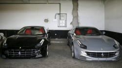 El Estado vuelve a subastar los dos Ferrari donados por el rey Juan Carlos, pero a mitad de