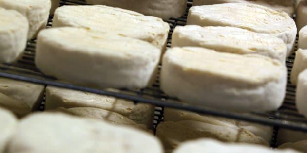 Le camembert, le brie et le roquefort bannis de Chine (photo d'illustration)