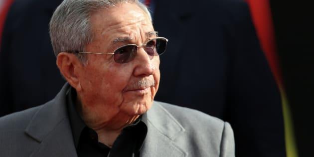 Raul Castro cèdera la présidence de Cuba en avril 2018
