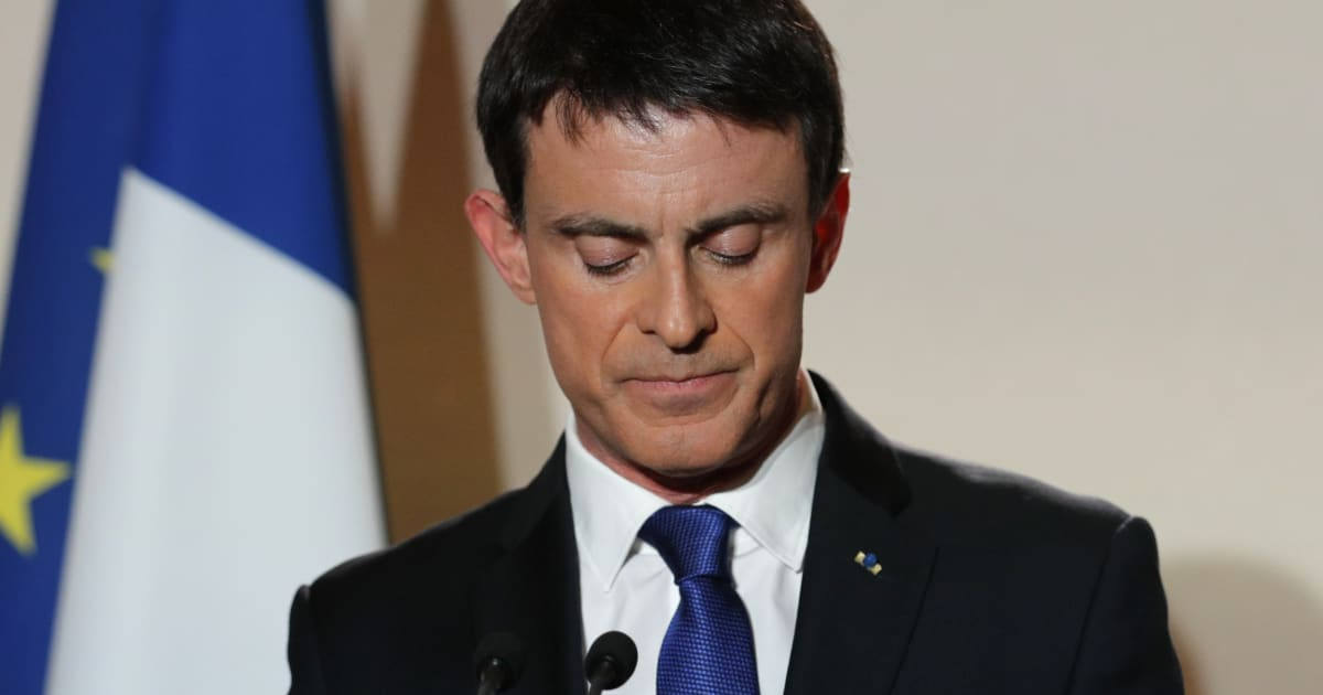 l gislatives 2017 manuel valls en danger dans sa circonscription vry. Black Bedroom Furniture Sets. Home Design Ideas