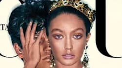 Gigi Hadid Apologizes For Vogue Italia 'Blackface'