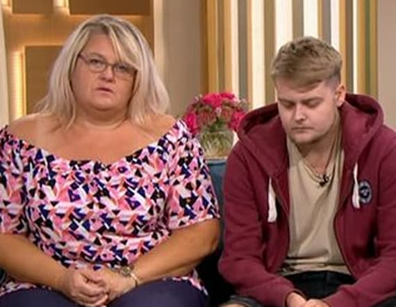 Mom blames government for son's junk food diet