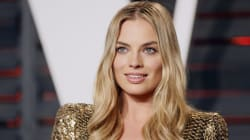 Margot Robbie Swears By This Mask Under Her