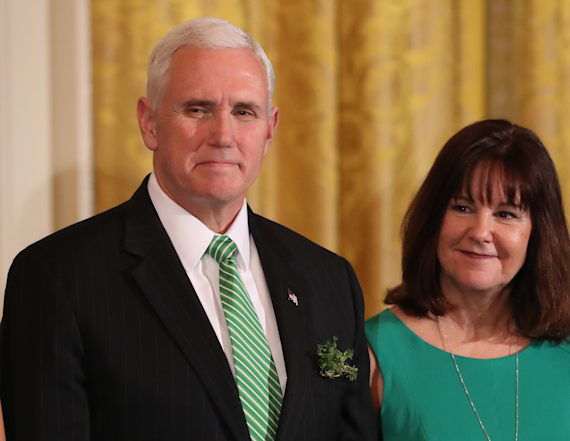 Pence's daughter is 'all for' the gay bunny book
