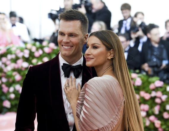 Gisele: I don't know where I'll be living this year