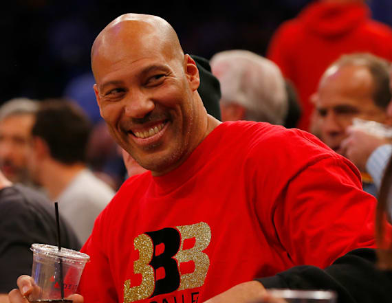 LaVar Ball pulls sons from Lithuania over dispute
