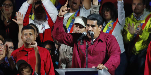 Nicolás Maduro aseguró su mandato constitucional hasta 2025.