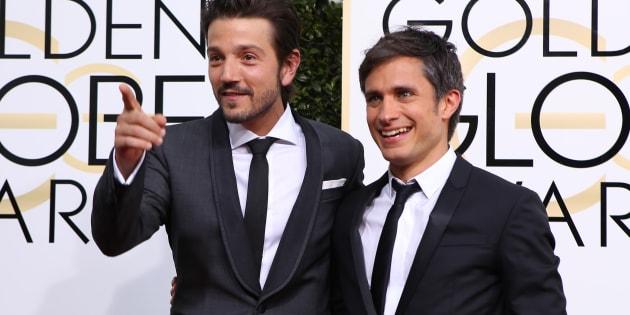 Ambos actores mexicanos están logrando posicionarse en el mercado internacional.