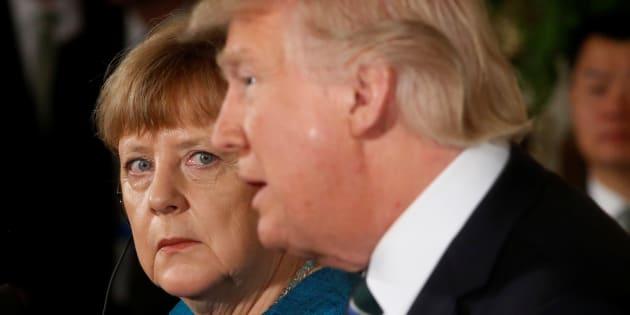 L'exemple Merkel montre l'ignorance de Trump en matière diplomatique... et augure pour l'avenir
