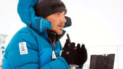 Mocked And Belittled For Getting Stuck In Ice, A Climate Scientist Finally Has His