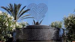 De l'OGC Nice au mémorial de la Prom', l'histoire du cœur, symbole des victimes de l'attentat du 14