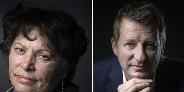 Yannick Jadot et Michèle Rivasi, les tombeurs de Cécile Duflot
