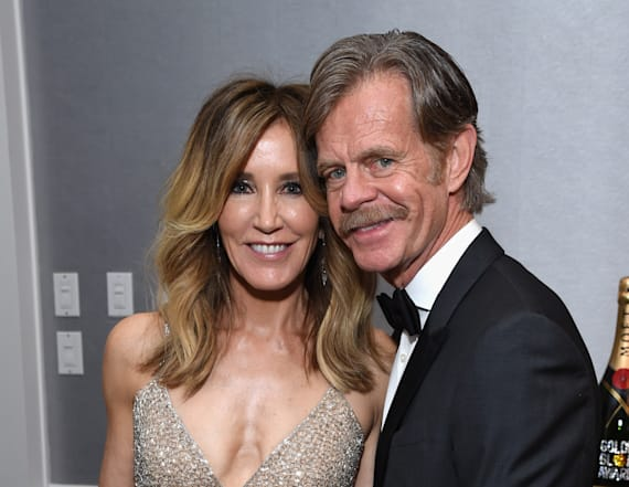 Felicity Huffman, William H. Macy's marriage tainted