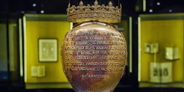 Le cœur reliquaire d'Anne de Bretagne volé au musée Dobrée — Nantes