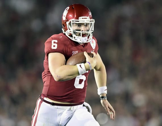 Browns could shake up NFL Draft by taking Mayfield