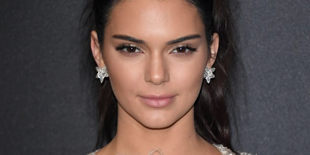 CANNES, FRANCE - MAY 16:  Kendall Jenner attends Chopard Wild Party as part of The 69th Annual Cannes Film Festival at Port Canto on May 16, 2016 in Cannes, France.  (Photo by Daniele Venturelli/Getty Images)