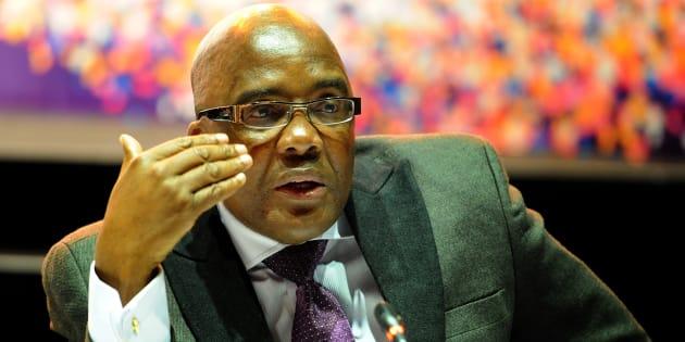 Minister of Health Aaron Motsoaledi.