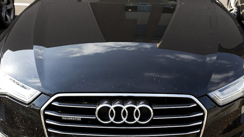 Germany detects emissions cheat software in Audi models-Bild