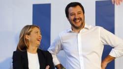 Salvini lancia l'amo alla Meloni: