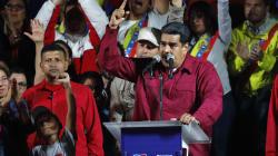 Maduro se 'atornilla' a la presidencia de