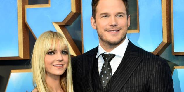 Les acteurs Chris Pratt et Anna Faris se séparent et enflamment Twitter