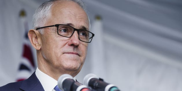 Prime Minister Malcom Turnbull is currently out of the country while his government stews.