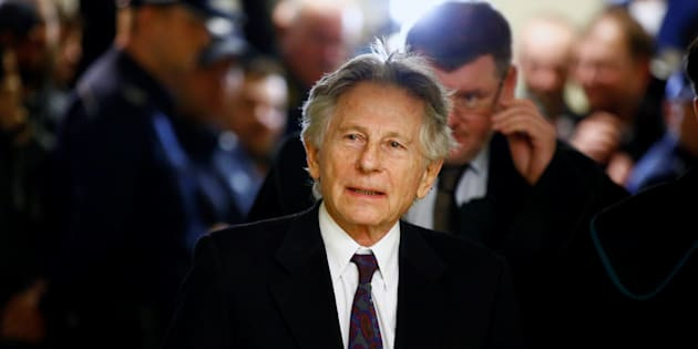 """César 2017: """"Il n'y aura pas de président"""" après le retrait de Roman Polanski / Photo: Roman Polanski à Cracovie en Pologne, le 25 février 2015"""