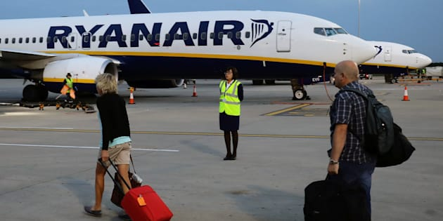 Ryanair annule à nouveau plusieurs milliers de vols