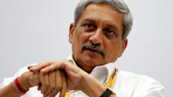 We Want Good Relations With Pakistan, But We'll Never Let Our Guard Down: Manohar