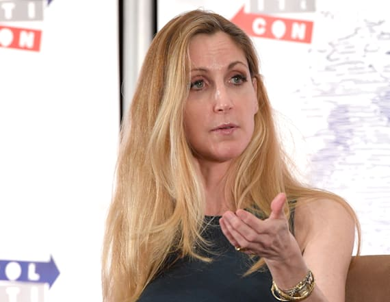 Ann Coulter's warning to Trump over border wall