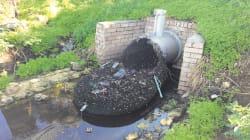 Este ingenioso invento impide que la basura llegue a los ríos de las
