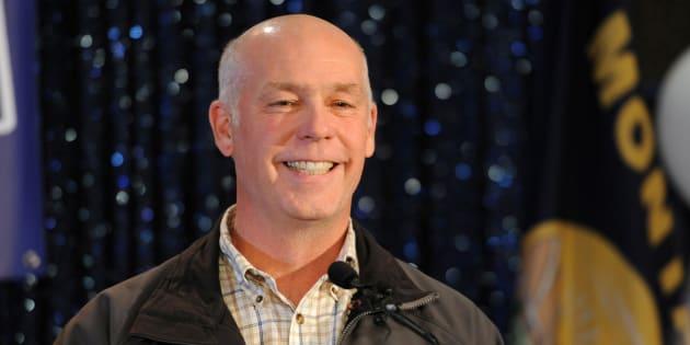 Greg Gianforte, républicain qui risque 6 mois de prison pour avoir agressé un journaliste, élu dans le Montana