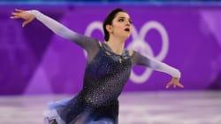 メドベージェワ、圧巻の演技「どこにもマイナスの部分がない」(平昌オリンピック・フィギュア女子SP)