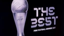 FIFA entrega los premios
