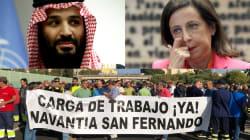 ¿Se venderán las bombas a Arabia sí o no? ¿Mantendrá Navantia su