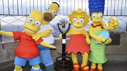 Les «Simpson» suppriment un épisode avec Michael