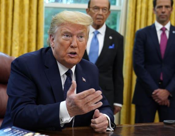 Trump's social media executive order sparks battle