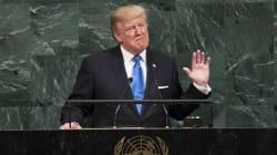 'El hombre cohete está en una misión suicida para él y su país': Trump sobre líder