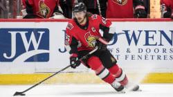 Erik Karlsson est échangé aux Sharks de San
