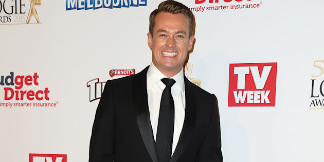 The Gold Logie winner posted a sincere thanks to everyone who assisted during his crash on Sunday.
