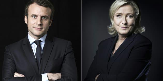 Emmanuel Macron et Marine Le Pen s'affrontent ce mercredi 3 mai pour le débat décisif de l'entre-deux-tours.