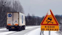 25 départements placés en vigilance orange neige et