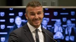 Hasta David Beckham metió gol en las elecciones intermedias de