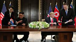 Kim s'engage vers une