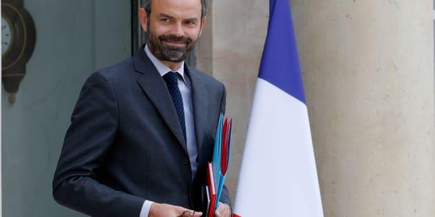 Edouard Philippe présente son programme de réforme du modèle social.
