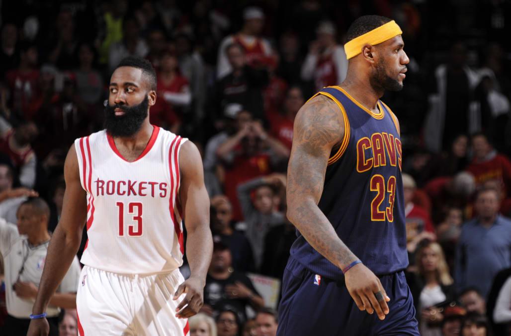 db8281f3c78 Houston Rockets guard James Harden
